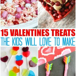 15 Valentine's Day Treats To Make With The Kids