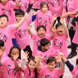 Celebrate Kindness with Metrotown on Pink Shirt Day