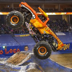 Monster Jam 2018 Roars Full Throttle Back To Vancouver {Events}