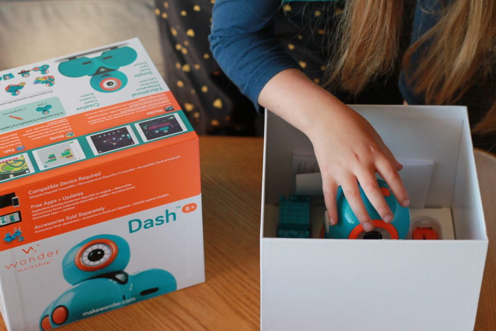 Wonder Workshop Dash Cleverbot