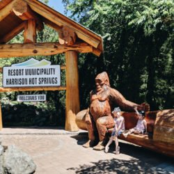 Harrison Hot Springs Staycation - Things To Do & Where To Stay