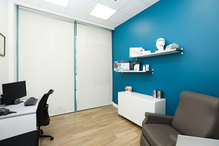 CanSleep Services Inc treatment room