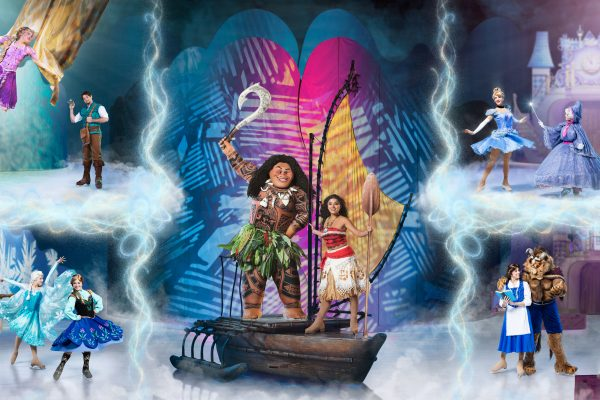 Disney On Ice skates into Vancouver and presents Dare To Dream  {Events}