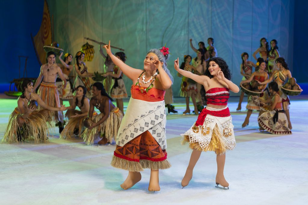 Disney On Ice Dare To Dream Moana