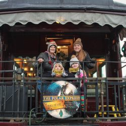 Christmas Traditions Begin For Us On The Polar Express {Yearly Review!}