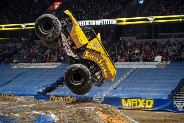 Monster Jam Earth Shaker