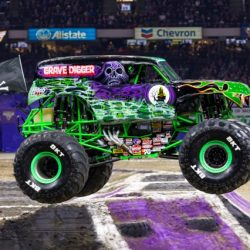 Monster Jam brings monster truck madness back to Vancouver this March
