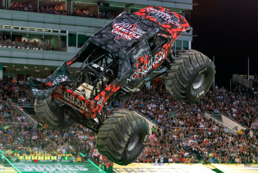 Monster Jam Northern Nightmare