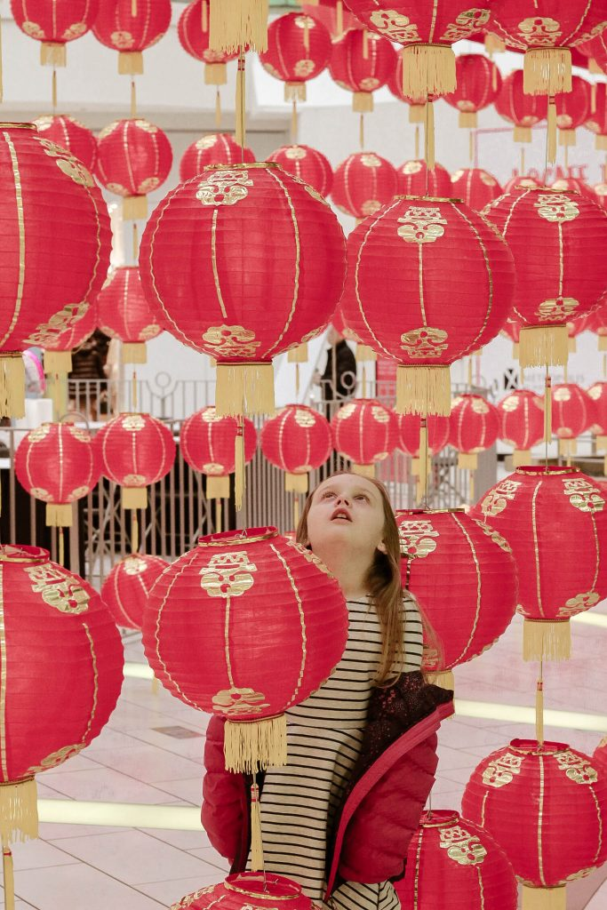 Lunar New Year Metropolis at Metrotown