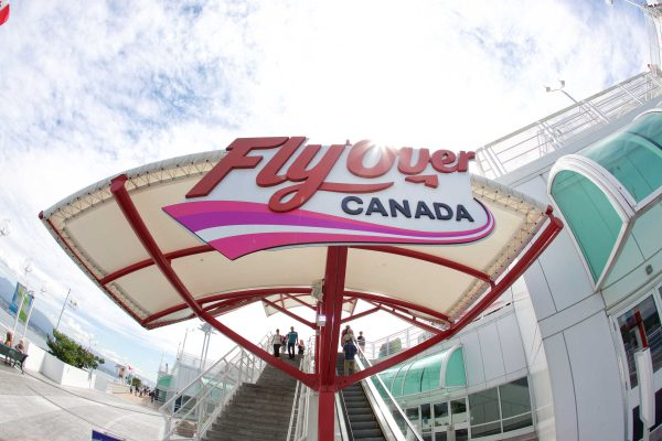 Explore Canada & the US for Spring Break at Flyover Canada {Events}