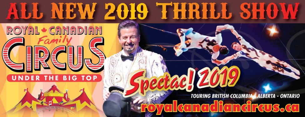 Royal Canadian Family Circus Spectac 2019