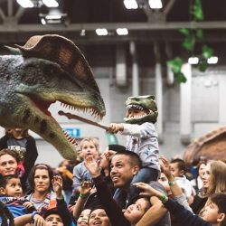 Jurassic Quest; a dino sized attraction lands in Vancouver