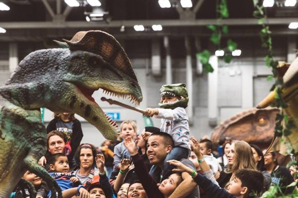 Jurassic Quest; a dino sized attraction lands in Vancouver + Giveaway!