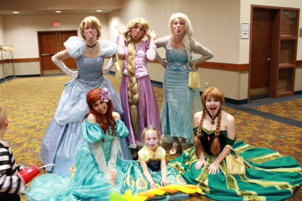 8th Annual Princess & Superhero Tea in Langley – Tickets on sale now!