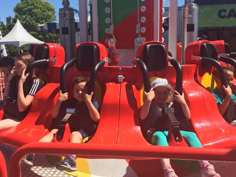 Playland Kids Rides