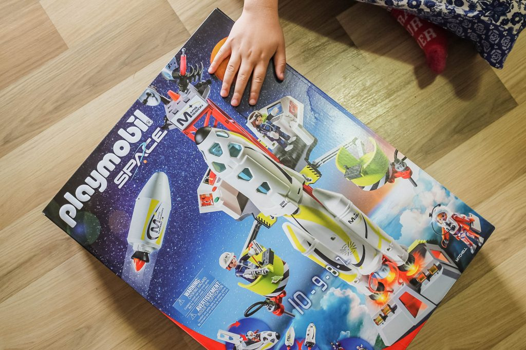 Playmobil Space Mission Control