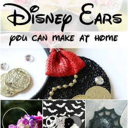 DIY Disney Ears You Can Make At Home