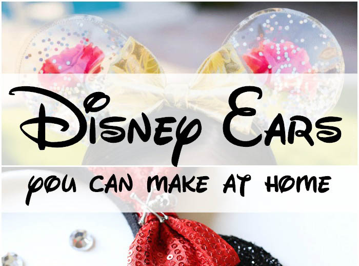 Do It Yourself Disney Ears Header