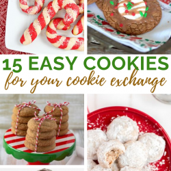 15 Easy Christmas Cookie Exchange Recipes