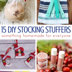 15 Fun DIY Stocking Stuffers For Christmas