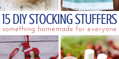 15 DIY Stocking Stuffers For Everyone On Your List