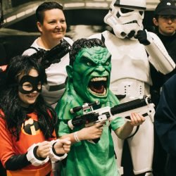 Nerdy Gifts Await at Fan Expo Vancouver + an EPIC Family Zone [Events]