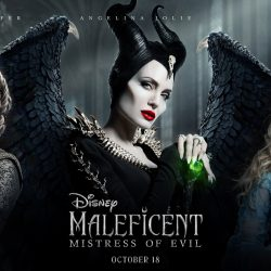 MALEFICENT: Mistress of Evil arrives on Blu-Ray DVD - She's back! [Review]