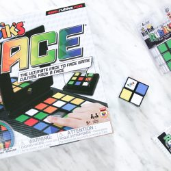 Rubik's Cube celebrates 40th Anniversary of iconic puzzles + #Giveaway!