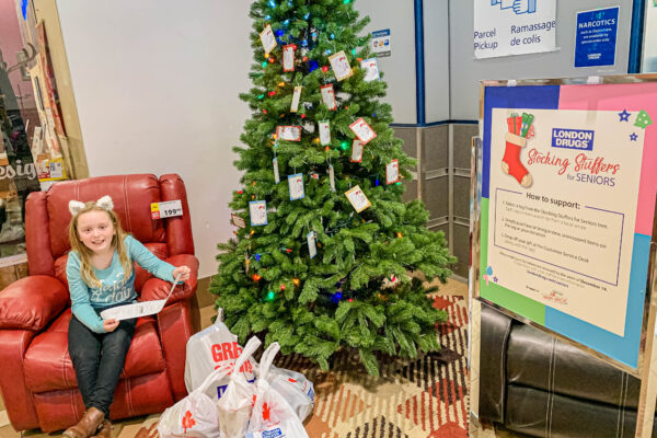 Bring Holiday Cheer with Stocking Stuffers for Seniors at London Drugs